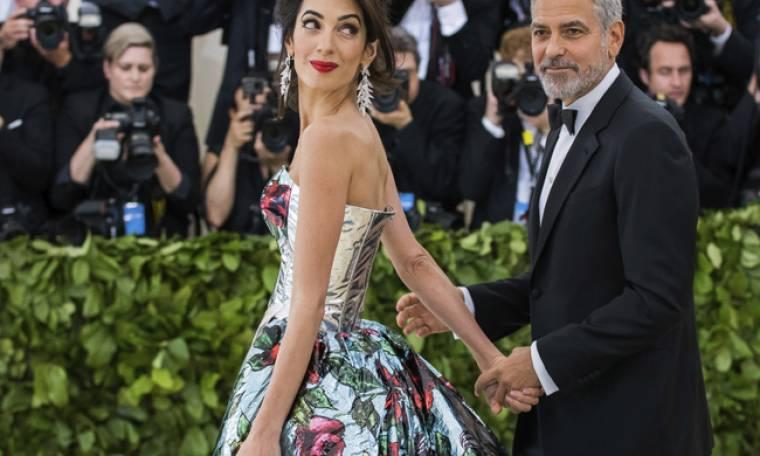 Ο George Clooney απαντά για πρώτη φορά στις φήμες χωρισμού από τη σύζυγό του Amal