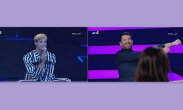 YFSF: Ο Ίαν Στρατής μεταμορφώθηκε σε... Katy Perry και ξεσήκωσε τον Γεωργούλη!
