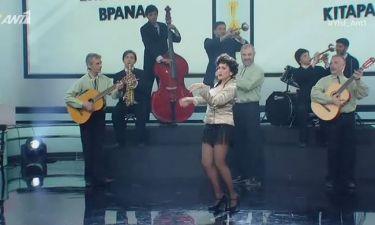 YFSF: Εντυπωσίασε η Ελένη Φιλίνη ως Σπεράντζα Βρανά!