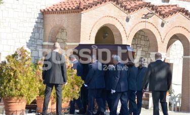 Κηδεία Θέμου Αναστασιάδη: Ο συγκλονιστικός επικήδειος του θεράποντα γιατρού του