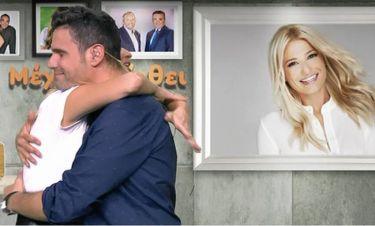 Ουγγαρέζος: Η πρώτη εμφάνιση στο Πρωινό μετά το θάνατο του πατέρα του - Η συγκίνηση του παρουσιαστή