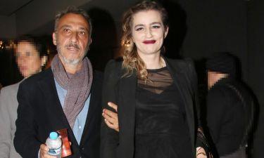 Μαρία Κίτσου: «Ο Μίνως με κάνει πολύ ευτυχισμένη! Ευτυχώ στο πλάι του»