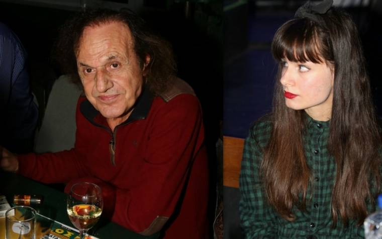 Βασίλης Παπακωνσταντίνου: Η σχέση του με την κόρη του και το... στράβωμα για τον σύντροφό της!