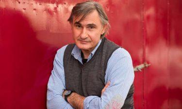 Άκης Σακελλαρίου: Επιστρέφει στην μικρή οθόνη