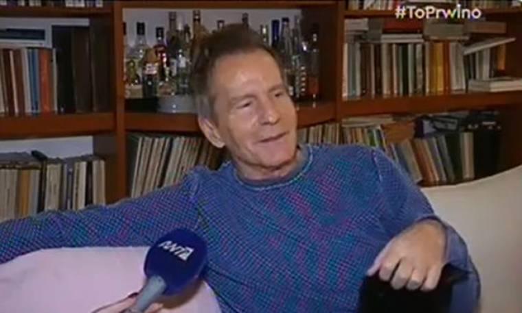 Βαγγέλης Γερμανός: Η αποκάλυψή του για το τραγούδι «Δυο δυο, στη μπανιέρα δυο δυο»
