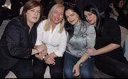 Οι celebrities διασκέδασαν με τον Γιάννη Πλούταρχο