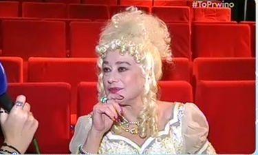 Γωγώ Ατζολετάκη: «Δεν έχω προτάσεις για την τηλεόραση»