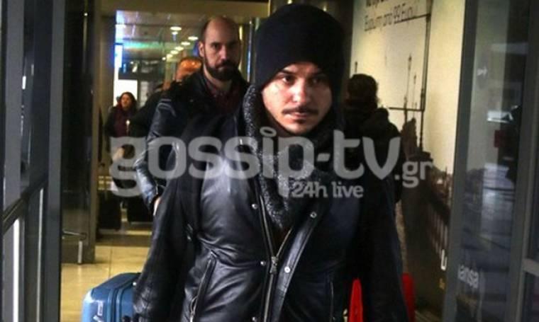 Stan: Μόνος στο αεροδρόμιο της Θεσσαλονίκης