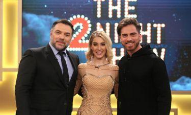 Τhe 2Night Show: Αυτοί είναι οι αποψινοί καλεσμένοι του Αρναούτογλου