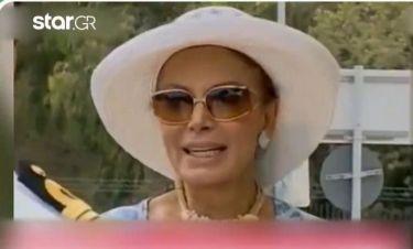Ρίκα Διαλυνά: «Δεν πιστεύω ότι θα μου ξαναγίνει κάποια τηλεοπτική πρόταση»