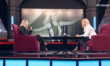 Κατερίνα Γκαγκάκη: Τα 10 συναρπαστικά χρόνια στον ANT1 και το πισωγύρισμα που δεν θέλει να κάνει!