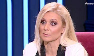 Κατερίνα Γκαγκάκη: «Δύο φορές έχω ανακαλύψει ότι στην σχέση μου υπάρχει τρίτο πρόσωπο»!