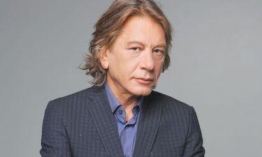 Κωνσταντίνος Μάνος: «Δεν ψάχνω να δω τα νούμερα τηλεθέασης»