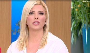 Αντελίνα Τελώνη - Βαρθακούρη: Αποκάλυψε στην Ελένη τον έντονο καβγά με τον σύζυγό της, Χάρη