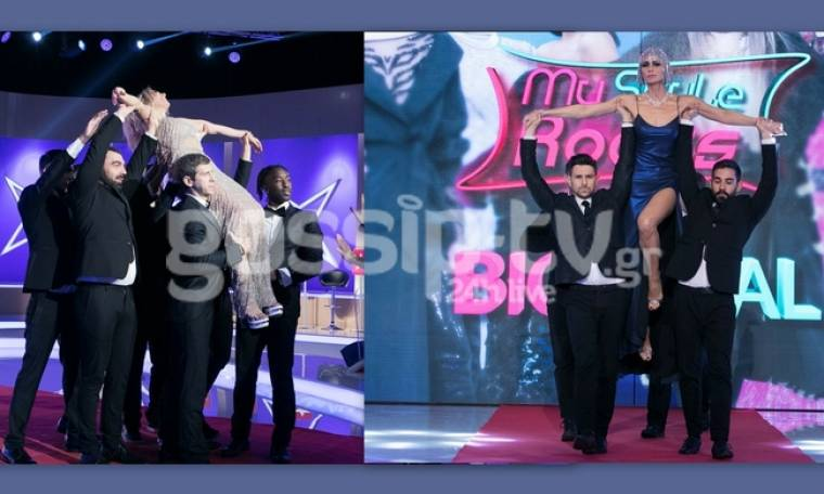 My Style Rocks: Έτσι θα ανακηρυχθεί η νικήτρια! Αποκλειστικές φωτό από τον μεγάλο τελικό!