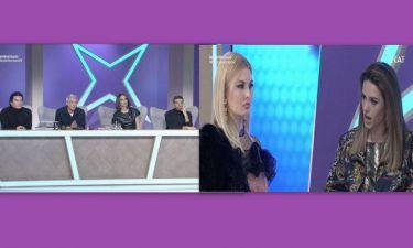 My style rocks: Η επιθετική συμπεριφορά της Ρόζας άφησε άφωνους τους κριτές-Η μπηχτή της Σιαμπιάνη!
