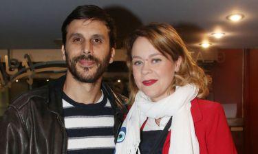 Λένα Παπαληγούρα-Άκης Πάντος: Αποκάλυψαν το όνομα του γιου τους
