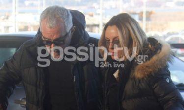 Ζήνα – Λύρας: Μαζί στο αεροδρόμιο της Θεσσαλονίκης!