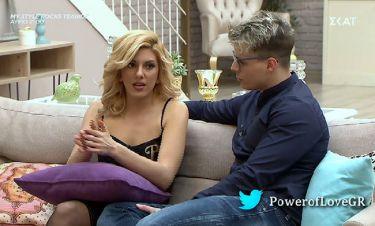 Power of Love: Έξαλλη η Λένια με τον Φίλιππο! Γιατί τού ζητάει εξηγήσεις;