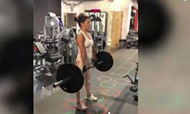 Eva Longoria: Η γυμναστική που ακολουθεί μετά τη γέννηση του παιδιού της