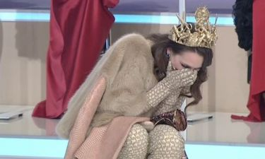 My style rocks Gala: «Κάγκελο» η Τράκα με τη βαθμολογία του Κουδουνάρη! Αυτό δεν έχει ξαναγίνει!