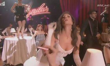 YFSF: Η sexy εμφάνιση της Εύας Τσάχρα ως... Camila Cabello!