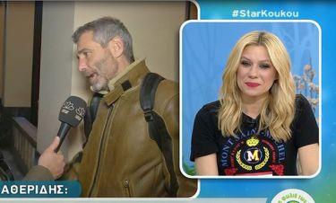 Θοδωρής Αθερίδης: Απαντά πρώτη φορά στις φήμες για την επιστροφή της σειράς «Σ' αγαπώ, Μ' αγαπάς»