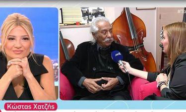 Κώστας Χατζής: «Πήγε η γυναίκα μου ως τσιγγάνα να ψωνίσει και σιχαινόντουσαν να της δώσουν τα ρέστα»