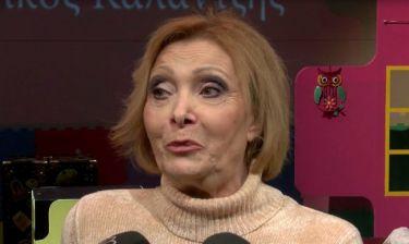 Η απάντηση της Νέλλη Γκίνη στην χήρα του Μιχάλη Ζαμπέτα