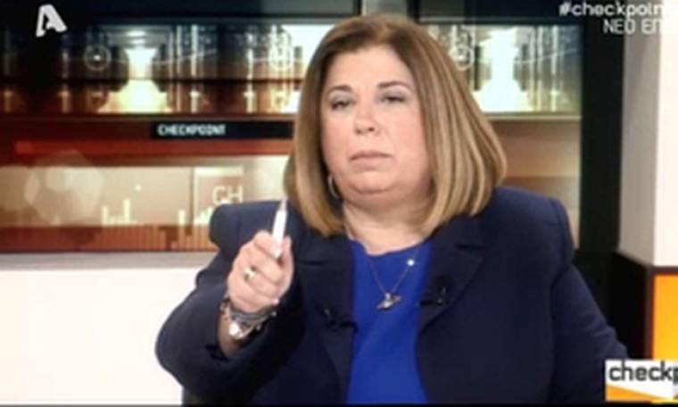 Γιάννα Παπαδάκου: «Η κρίση δεν µε παρέσυρε σε κινήσεις πανικού»!