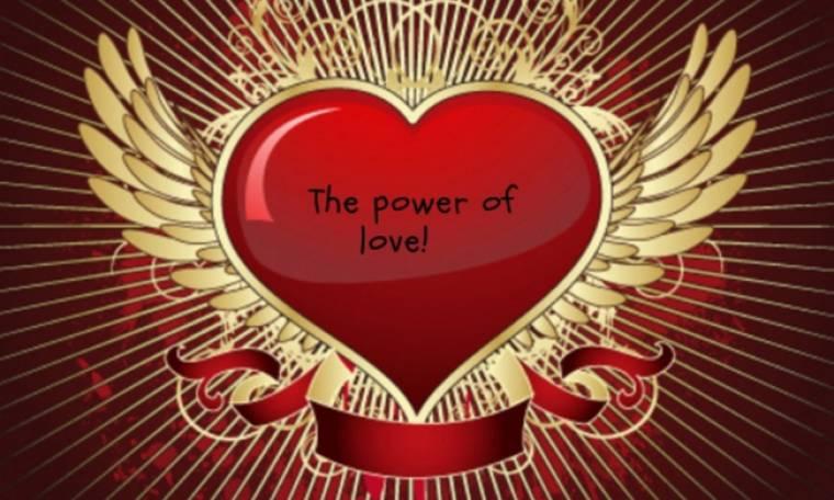 Αυτά τα άτομα θα έφταναν μέχρι το Power of love προκειμένου να… ζευγαρώσουν
