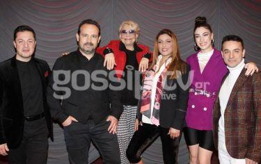 Μαρινέλλα-Μακεδόνας-Παπαρίζου-Αδάμου: Από τη Θεσσαλονίκη στην Αθήνα-Η συνέντευξη Tύπου του σχήματος
