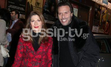 Γεωργιάδου-Τζώρτζογλου: Σπάνια δημόσια εμφάνιση για τους δύο πρώην συζύγους!