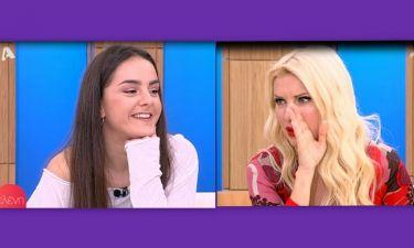 Ελένη: Δε φαντάζεστε τι ρώτησε on air τη Ζένια Μπονάτσου: «Ένα πράγμα με βασάνιζε…»