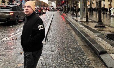 Φώτης Σεργουλόπουλος: Πήγε για σκι και ποζάρει στο φακό!