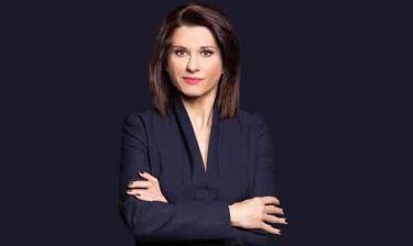 Αμαλία Κάτζου: «Τελειώνοντας η εκπομπή, πηγαίνω στο γραφείο και περιμένω τα νούμερα τηλεθέασης»