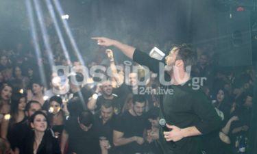 Η λαμπερή πρεμιέρα του Γιώργου Σαμπάνη στη Θεσσαλονίκη!