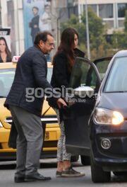 Παύλος Τσίμας: Βόλτα και ψώνια με την οικογένειά του!