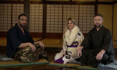 Celebrity Travel με τον Γιάννη Βαρδή και τη γυναίκα του στο Τόκυο!