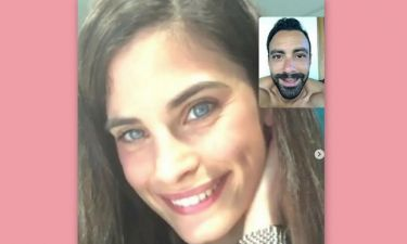 Χριστίνα Μπόμπα: Δημοσίευσε τη συνομιλία της με τον Σάκη στο Instagram