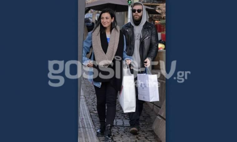 Σαμαράς-Ποιμενίδης: Shopping therapy για το ερωτευμένο ζευγάρι