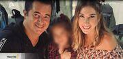 Ο Mr Survivor, o Ατζούν πήρε την κηδεμονία της κόρης του – Η ανακοίνωση της πρώην γυναίκας του