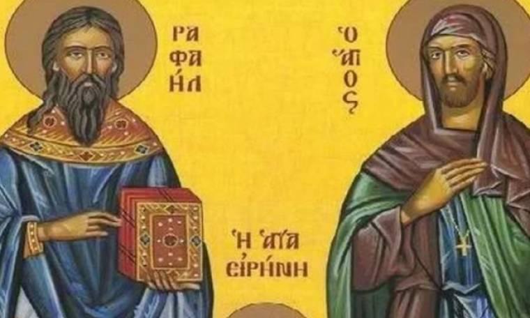 Θαύμα των Αγίων Ραφαήλ, Νικολάου και Ειρήνης: «Πέθανα και με γύρισε πίσω»