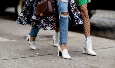 6 tips για όλες εσάς που θέλετε να φαίνονται τα πόδια σας μικρότερα