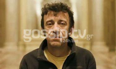 Μανώλης Μαυροματάκης: Σπάνια δημόσια εμφάνιση για την ηθοποιό