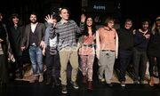 Δείτε ποιοι βρέθηκαν στην πρεμιέρα της παράστασης «Φυλές»