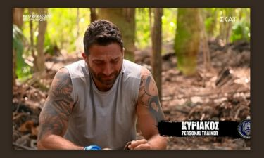 Survivor: Ξέσπασε σε κλάματα ο Κυριάκος Πελεκάνος