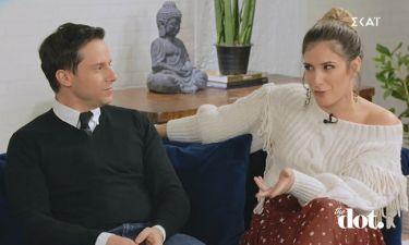 Ψυχράμη-Μακαλιάς: Η αποκάλυψη που έκαναν για τη σχέση τους