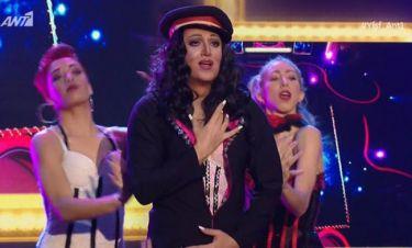 YFSF: Και ο Αργύρης Αγγέλου έγινε… Cher