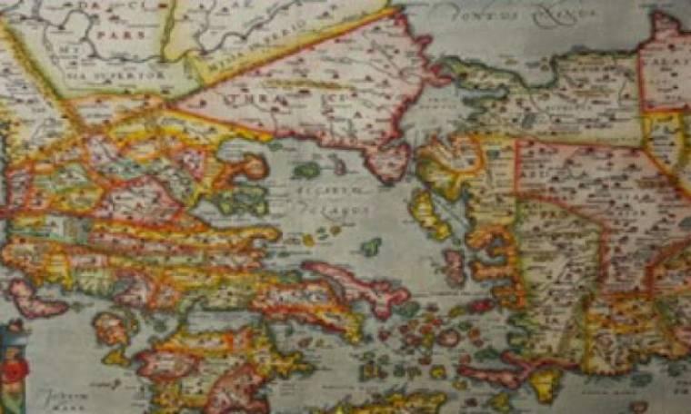 Χάρτης του 1569 ταυτίζει την Μακεδονία αποκλειστικά με την Ελλάδα - Ποιος Ο χαρτογράφος